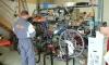 P0413 erste Fahrradreparatur in Cluny