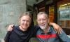 P1010 Wiedersehen mit Martin in Santiago