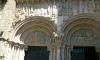 P1013 Santiago Kathedrale, Außentür