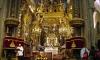 P1015 Santiago Kathedrale, Altar