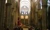 P1017 Santiago Kathedrale Querschiff