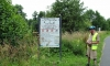 P0315 Saarradweg an der deutsch franzoesischen Grenze