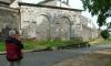 P0342 roemischer Bogen in der Stadtmauer von Langres