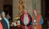 P0510 zwei Pilger vor dem Hl. Jakob in Le Puy